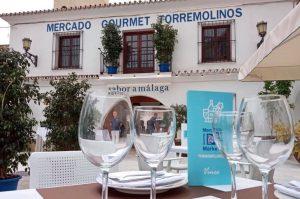 Mercado Gourmet Sabor a Malaga