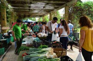 Mercados ecológicos en la provincia de Malaga